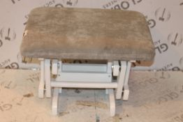 Gliding Footstool RRP £50 (Pictures are for Illust