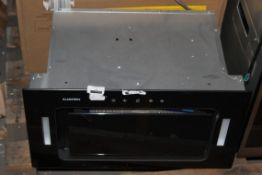 Klarstein Built In Cooker Hood RRP £120 (Pictures