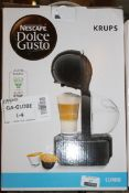 Boxed Krup Nescafe Dolce Gusto Coffee Maker RRP £6