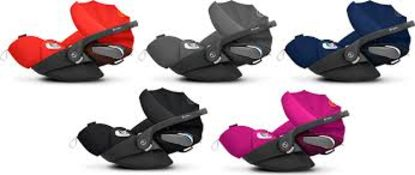 Boxed Cybex Platinum Cloud Z Isize In Car Kids Safety Seat RRP £225 (NBW628017) (Pictures Are For