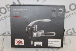 Boxed John Lewis & Partners 3 Piece Sommelier Cork Screw Gift Sets RRP £40 (NBW600051) (