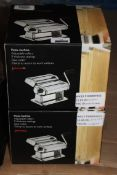 Boxed John Lewis & Partners Adjustable Pasta Roller RRP £50 Each (NBW659711) (NBW693967) (Pictures