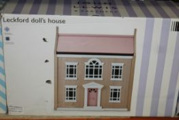 Boxed John Lewis & Partners Letford Dolls House RRP £100 (NBW564460) (Pictures Are For