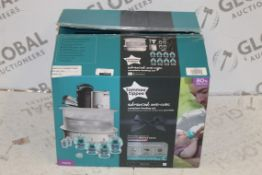 Boxed Tommee Tippee Advanced Anti Colic Complete Feeding Set RRP £100 (BUN541538) (Pictures Are