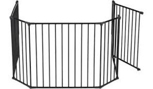 Boxed Baby Dan Hearth Configure XL Baby Gate RRP £85 (NBW599604) (Pictures Are For Illustration