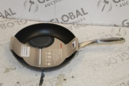 Boxed 28cm Hardened Aluminium Frying Pan RRP £40 (NBW652252) (Pictures Are For Illustration Purposes