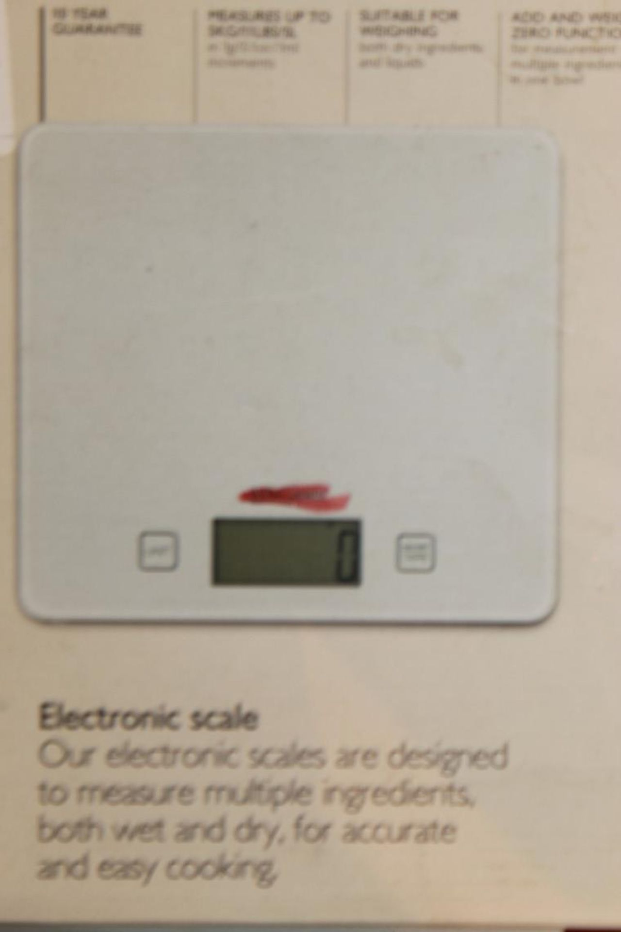 Lot 314 - Boxed Assorted Pairs Of John Lewis And Partners Digital Weighing Scales RRP £20-£30 Each (743938) (
