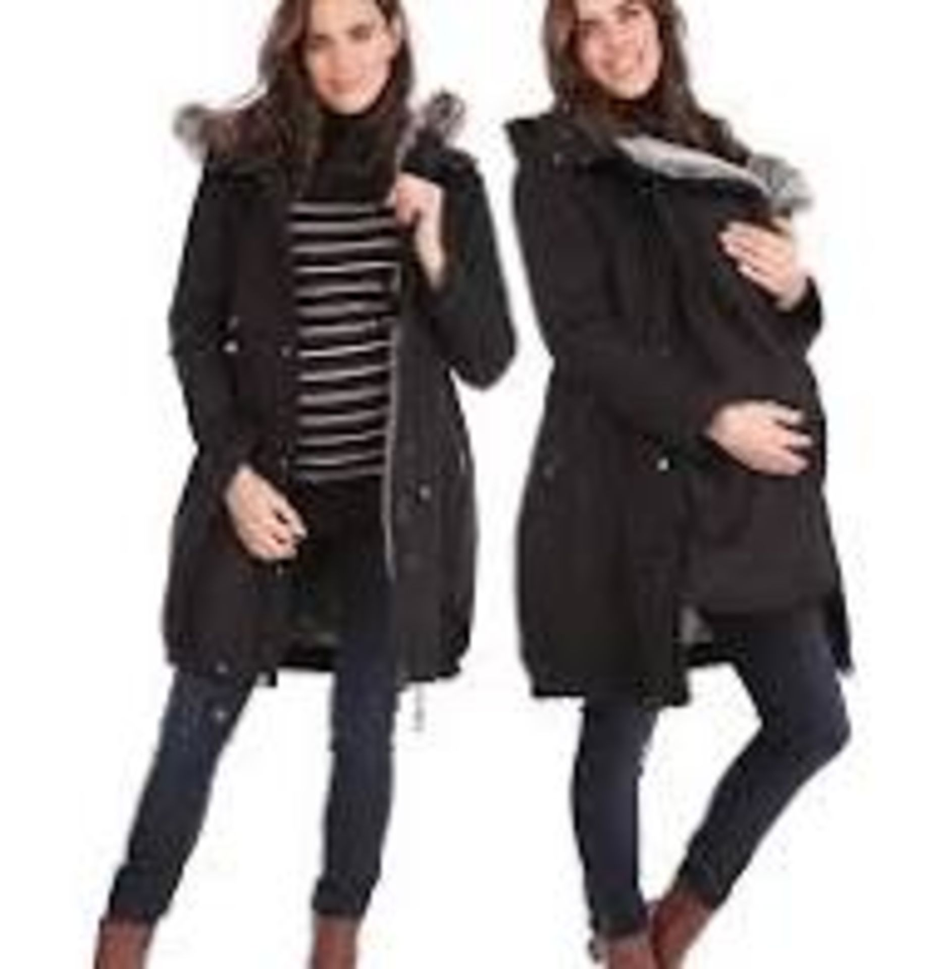 Lot 76 - Seraphine 3 In 1 Kingston Coat RRP £150 (212995) (Pictures Are For Illustration Purposes Only) (