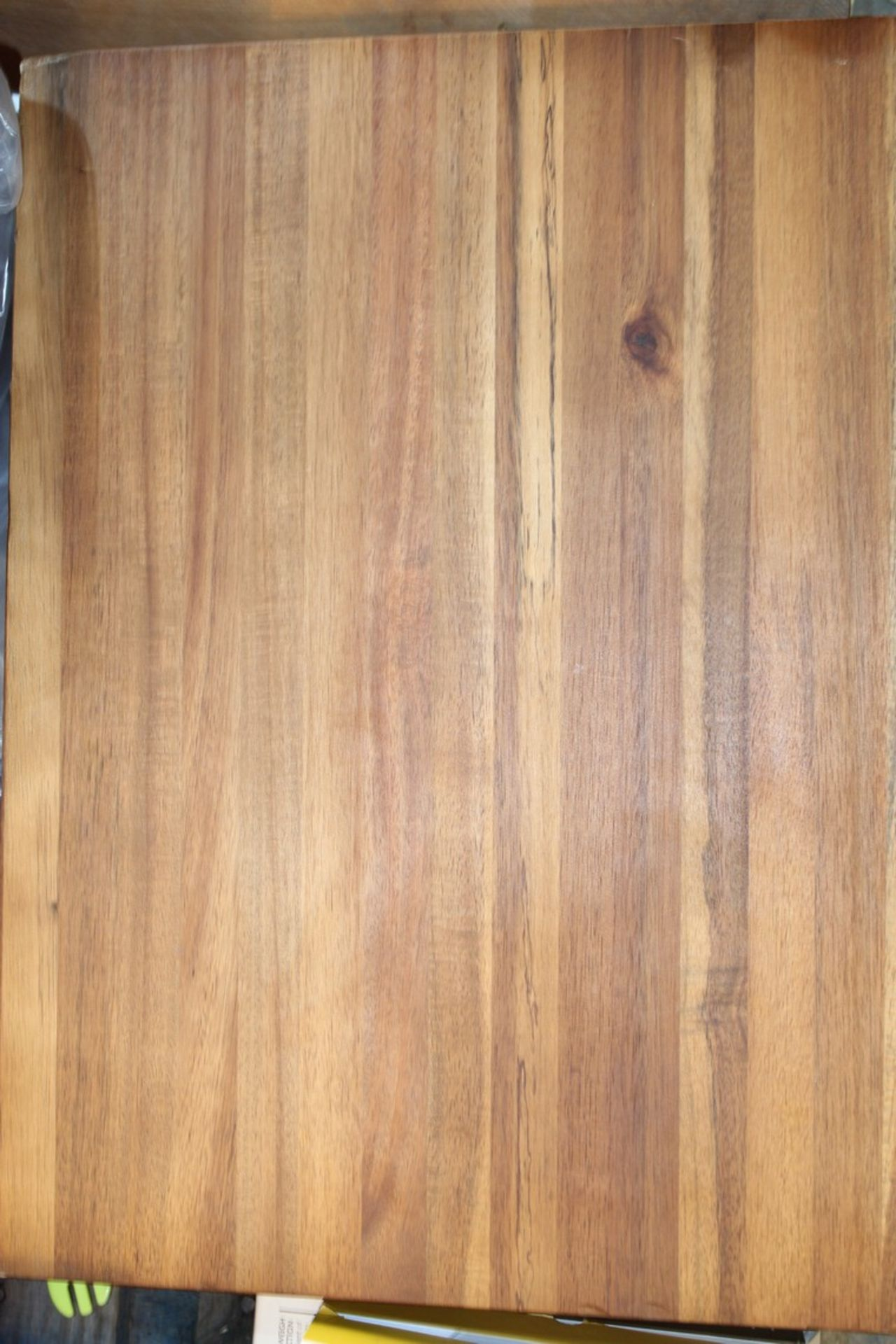 Lot 247 - Solid Wooden Acacia Chopping Boards RRP £65 Each (568319) (773705) (Pictures Are For Illustration