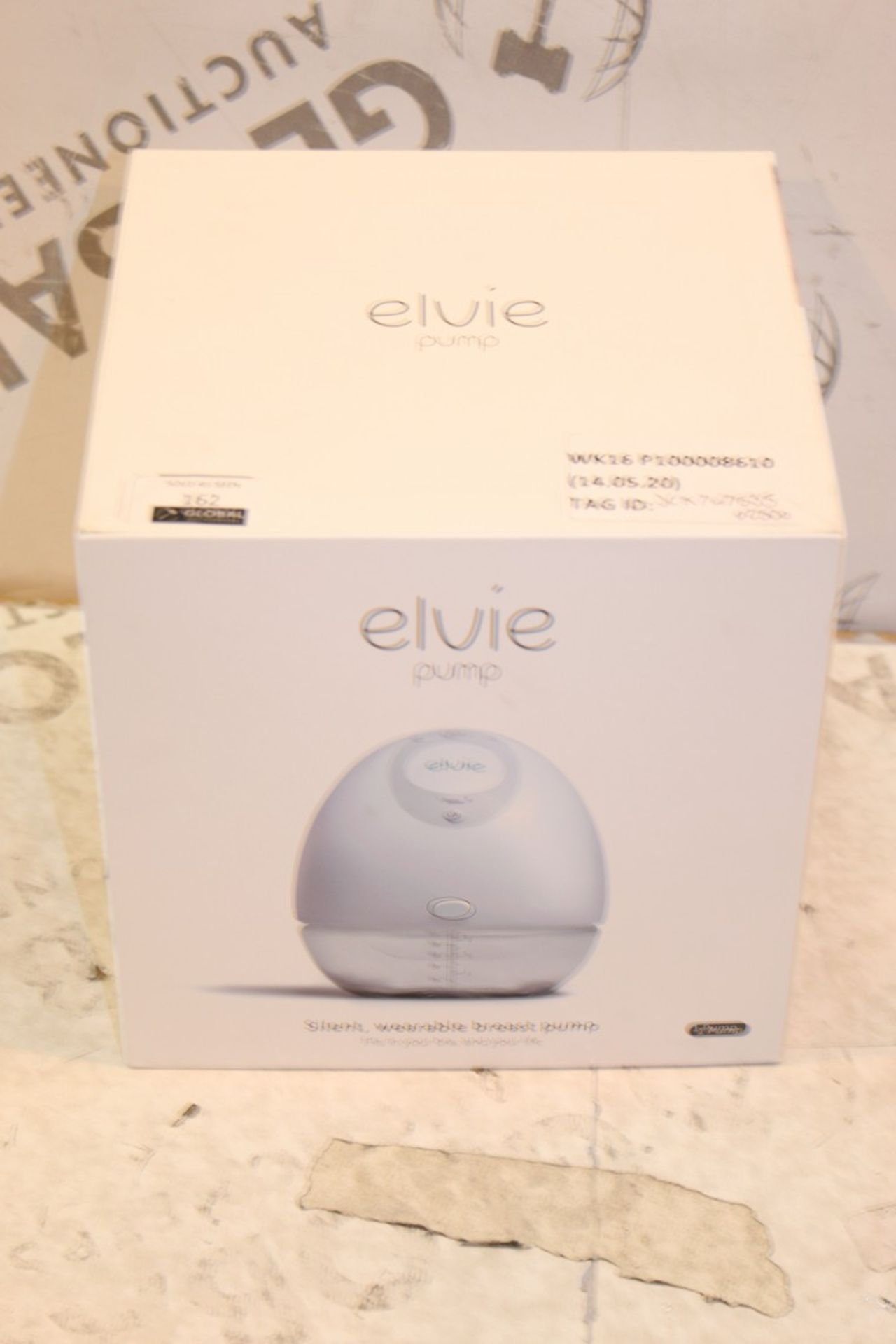 Lot 162 - Boxed Elvie Pump RRP £250 (JCK74535) (Pictures Are For Illustration Purposes Only)(Appraisals