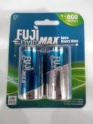 Fuji Enviro Max C2 Heavy Duty Batteries
