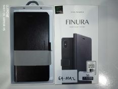 Boxed Viva Madrid Iphone XS Finura Phone Cases