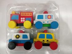 My First Vehicle Emergency Sets