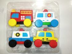 Brand new my first emergency vehicle sets