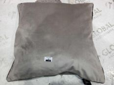 Lot to contain 3 Grey Paoletti scatter cushions