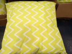 5 Gardenista Zigzag Cushions
