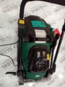 Unboxed ferrex lawn mower