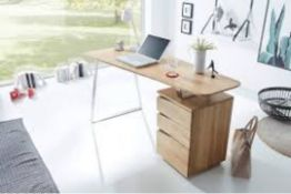 Boxed Innotrend Designer Tori Desk RRP £375 (Pictures Are For Illustration Purposes Only) (