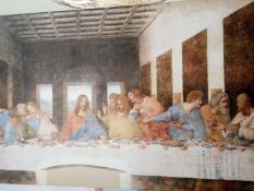 The Last Supper Canvas