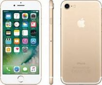 Apple iPhone 7 32GB Gold. RRP £300 - Grade A - Perfect Working Condition - (Fully refurbished and