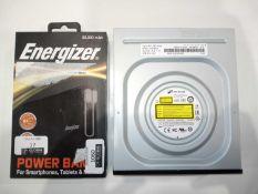 Boxed Energizer Power Bank