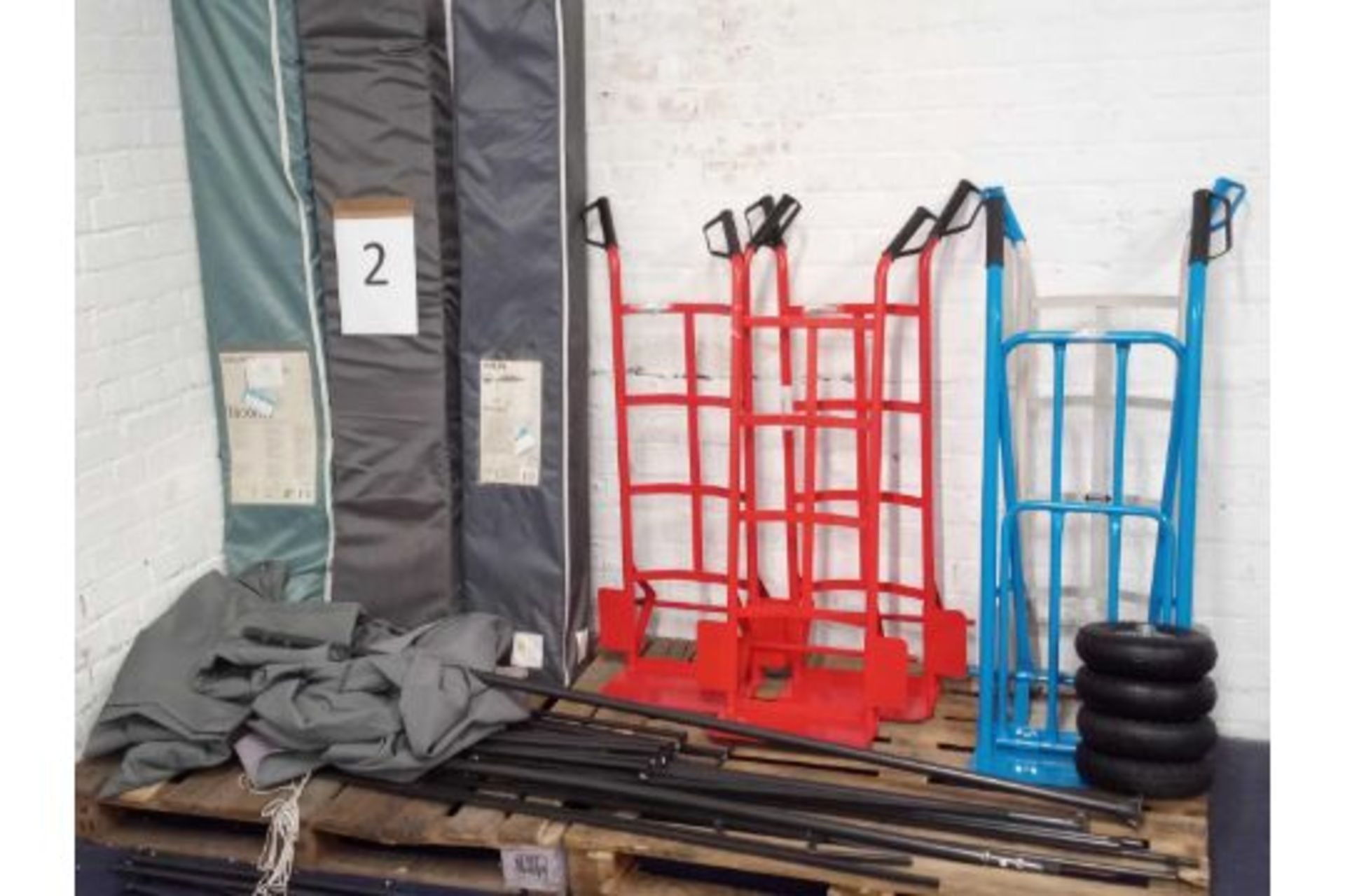 RRP £400 Pallet To Contain 8 Assorted Items For Home Utilisation Or Market Sellers