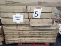 RRP £500 Pallet Of Flat Pack Furniture Partlots
