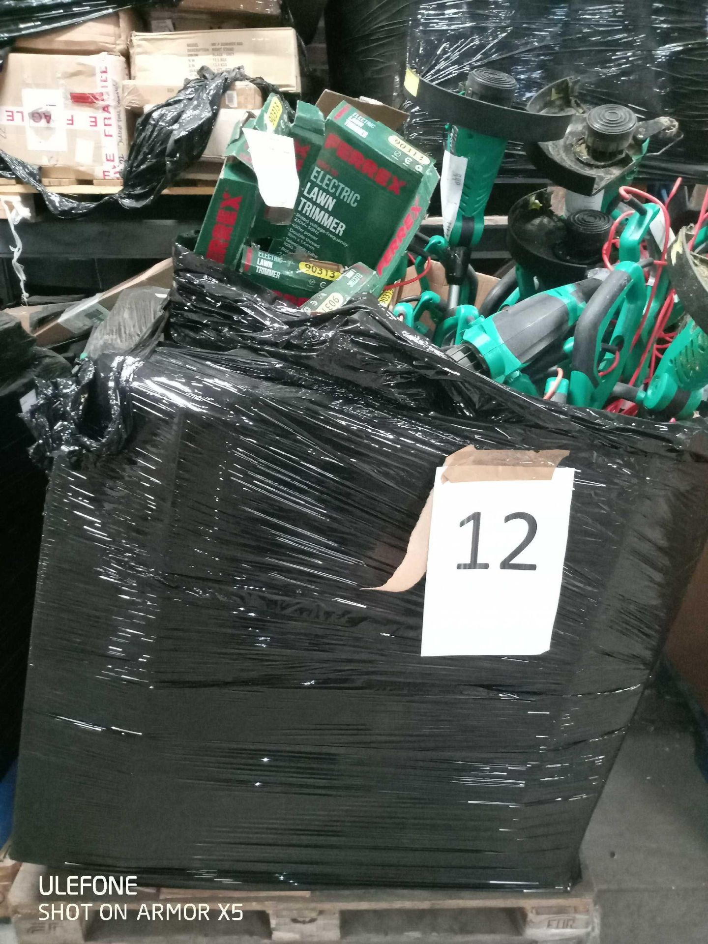 RRP £600 Pallet Of Assorted Ferrex Grass Trimmers - Image 3 of 3