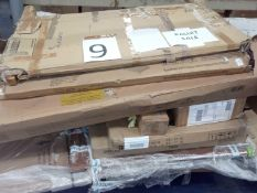 RRP £500 Pallet Of Flatpack Furniture Part Lots