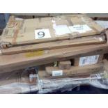 RRP £500 Pallet Of Flatpack Furniture Part Lots