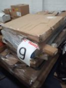 Rrp £400 Pallet Of Flat Pack Furniture Part Lots