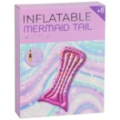 RRP £96 Brand New Mermaid Tail Pool Floats