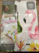 Combined RRP £90 Lot To Contain 3 Duvet Sets