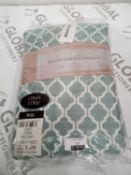 Combined RRP £120 Lot To Contain 3 Pairs Of Assorted Curtains