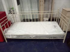 Combined RRP £230 Lot To Contain A Bed And Matress