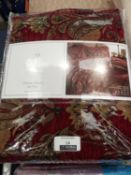 Combined RRP £75 Lot To Contain 3 Paoletti Pillow Sham
