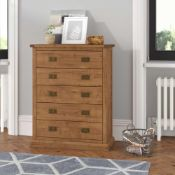 Rrp £150 Chest Of Drawers