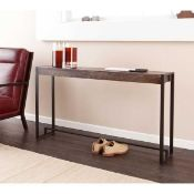 RRP £150 Console Table