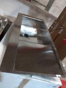 RRP £1000 Boxed Stainless Steel Grohe Sink Basin