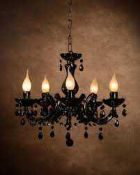 RRP £110 Boxed Lucide Arabesque Ceiling Light