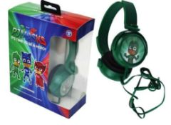 Rrp £200 Brand New Pjmasks Gekko Headphones
