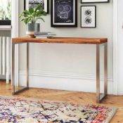 RRP £170 Console Table