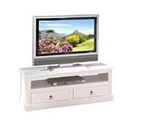Rrp £160 Provence 3 Tv Stand