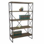Rrp £145 Hobart Bookcase