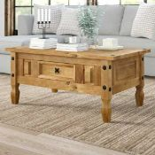 Rrp £75 Storage Coffee Table
