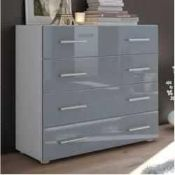 RRP £140 V2 Chest Of Drawers