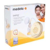 RRP £120 Boxed Medela Swing Original Two Phases Single Electric Breast Pump