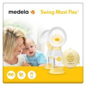 RRP £160 Boxed Medela Swing Maxi Flex Double Electric 2-Phase Breast Pump