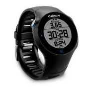 RRP £230 Boxed Garmin Forerunner 610 Heart Rate Monitor Touch Screen Tracker Watch