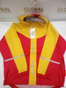 Rrp £400 Kids Waterproof Raincoats